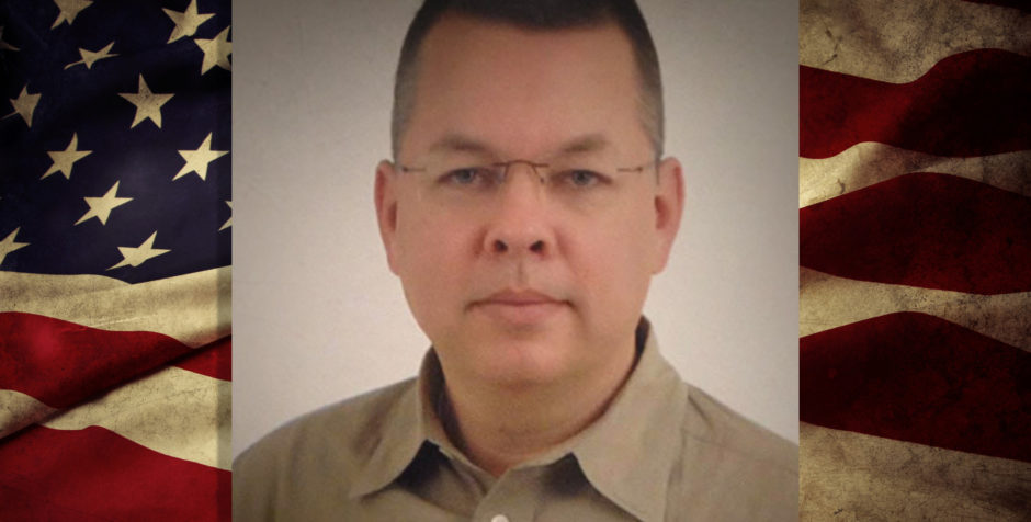 Secret witness testifies against U.S. pastor Andrew Brunson in Turkey
