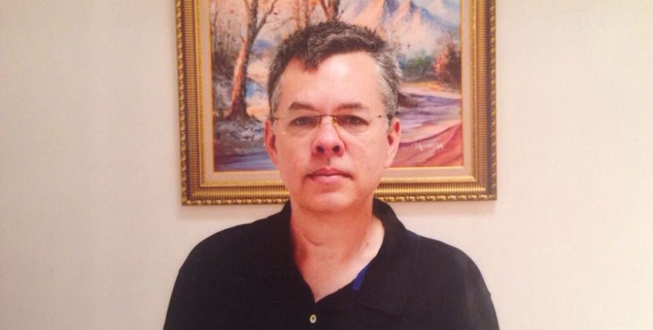 U.S.  evangelical Pastor Andrew Brunson denied release from Turkish prison