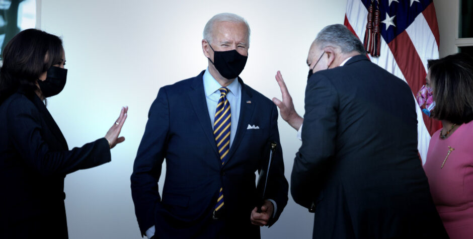 ACLJ, 74 Members of Congress to Federal Court: Biden-Pelosi-Schumer Ban on States Lowering Taxes Is Blatantly Unconstitutional